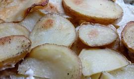 Smetanové brambory příloha
