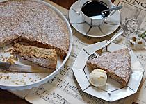 Jablečný koláč (jednoduchý)