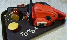 Motorová pila pro Tondu