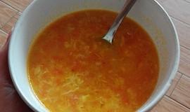 Skelná polévka (dětská mrkvová)