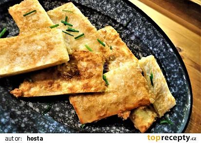Tortilla se sýrem