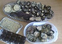 Čokoláda s arašídy