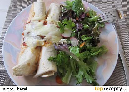 Cottage syr enchilada (tortilla)