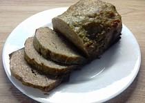 Jemná sekaná z domácí pekárny - bez lepku