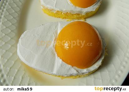 Piškotová vajíčka
