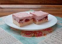 Růžový jahodový sen