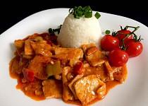 Vepřové maso na thajský způsob