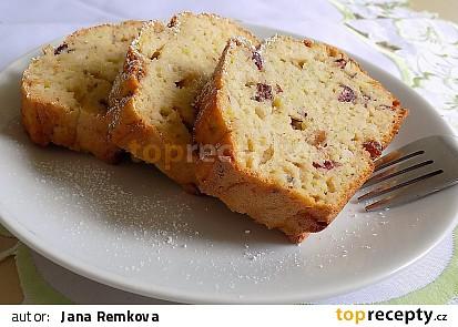 Cuketový chlebíček II.