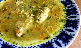 Kedlubnovo-mrkvová polévka
