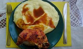 Plněné kuřecí řízky (závitky)
