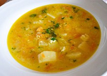 Polévka z mrkvy (Horňácko)