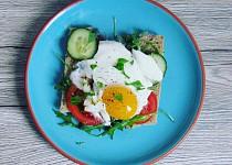 Sendvič s vajíčkem