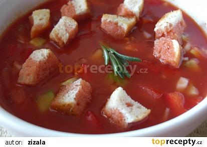 Gazpacho snadno a rychle