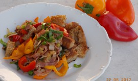 Migas - jídlo chudých Španělů