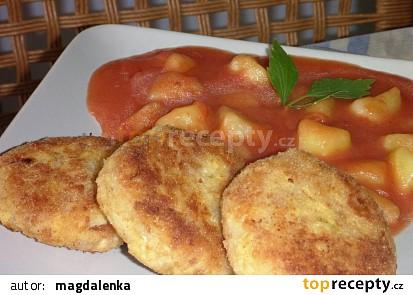 Karbanátky z míchaných vajec