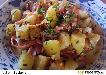 Dobré brambory podle Kristýny