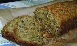 Domácí chléb bez lepku a laktózy