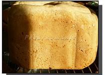 Podmáslový chléb s kváskem (z DP)