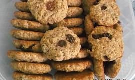 Vločkové sušenky a la BeBe dobré ráno
