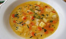 Zeleninová polévka po sté