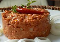 Bulharka se sýrem