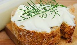 """Pomazánka z tvarohu (""""tavený sýr"""")"""