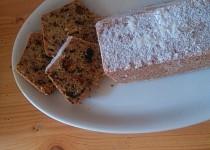 Rychlý chlebíček nebo bábovka se sušenými švestkami