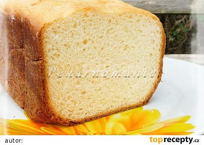 Sladký snídaňový chlebík z DP