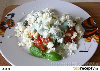 Šopský salát od kocoura