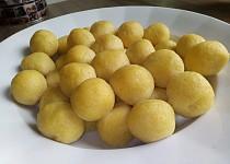 Těsto na bramborové knedlíky