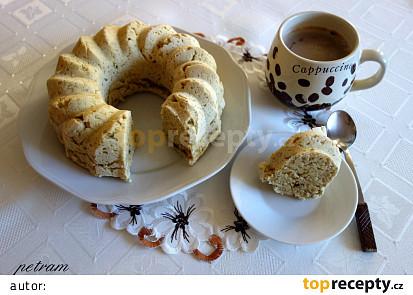 Bábovka bez lepku, mléka a vajec ze směsi Bake-a-cake