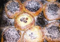 České koláče (povidla, tvaroh a mák)