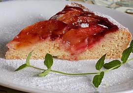 Blumový koláč s likérem