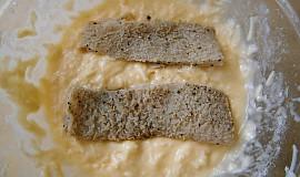 Dršťky v sýrovém těstíčku
