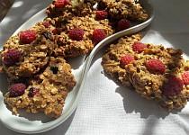 Jednoduché ovesné sušenky