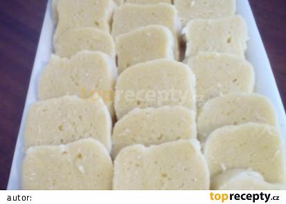Nejjednodušší a nejrychlejší bramborové knedlíky