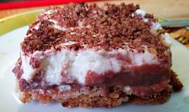 """Panamský dezert """"Průplav"""" (Canal Cake)"""