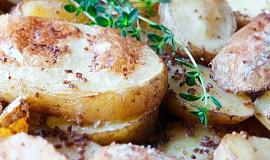 Smetanové brambory na dva způsoby