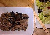 Čínské marinované ledvinky - 腌制 - yānzhì  marinated