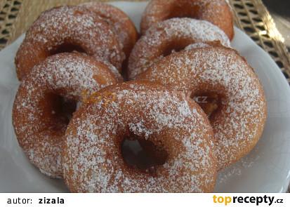 Donuty z naběračky