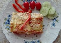 Lasagne z cukety
