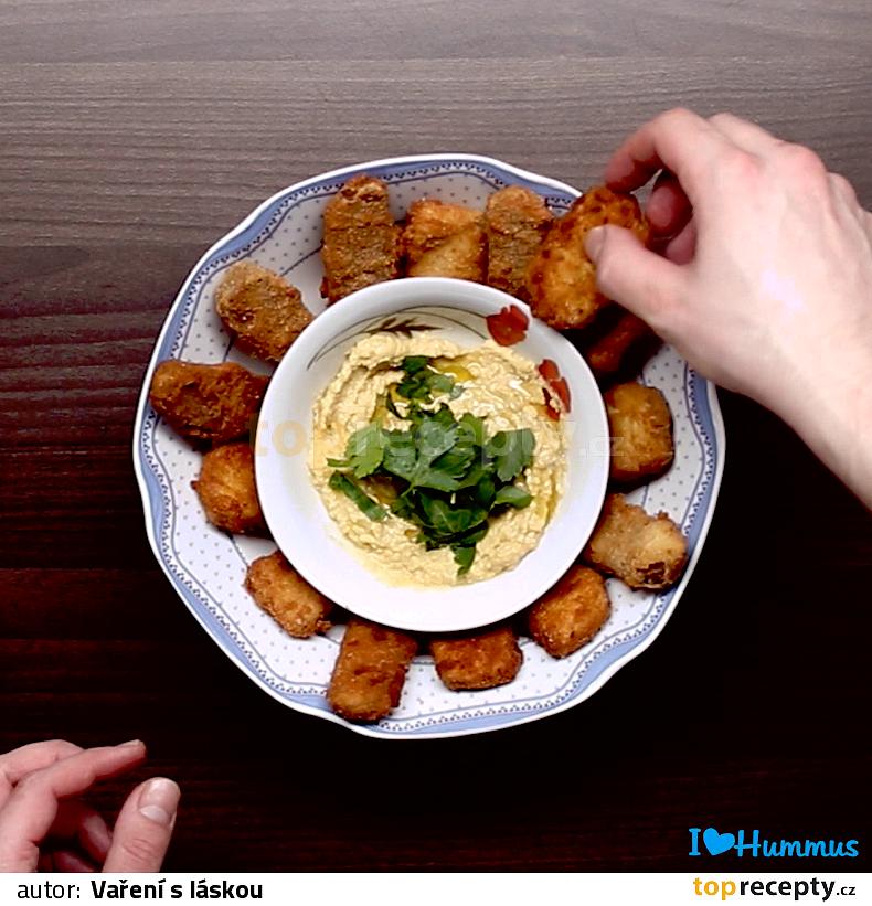 Tempeh, tofu a hummus recept - TopRecepty.cz
