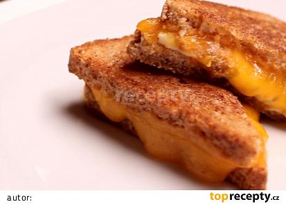 Ultimátní sýrový sandwich