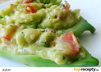 Ačokča plněná guacamole