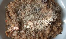 Krémové houbové rizoto