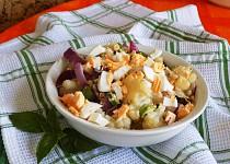 Květákový salát s ačokčou