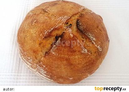 Moravský kváskový chléb