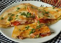 Tortillové chuťovky