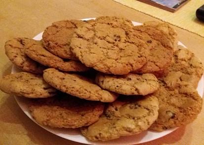 Hotové sušenky