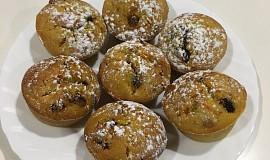 Hrníčkové muffiny s dýní hokaido a s překvapením podle Eduarda